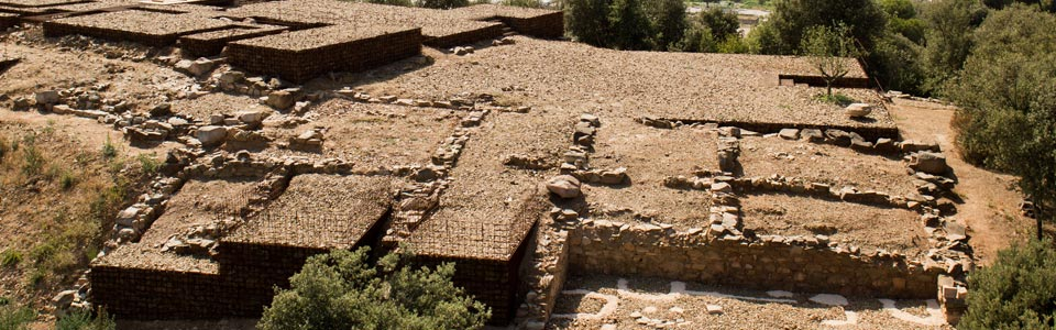 vista aerea Mons Observans per dia internacional monuments