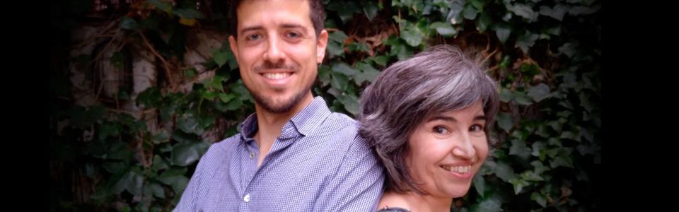 Oriol Mallart (baríton) i Viviana Salisi (pianista)
