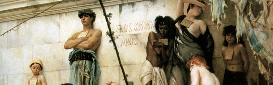 mercat d'esclaus - mons observans