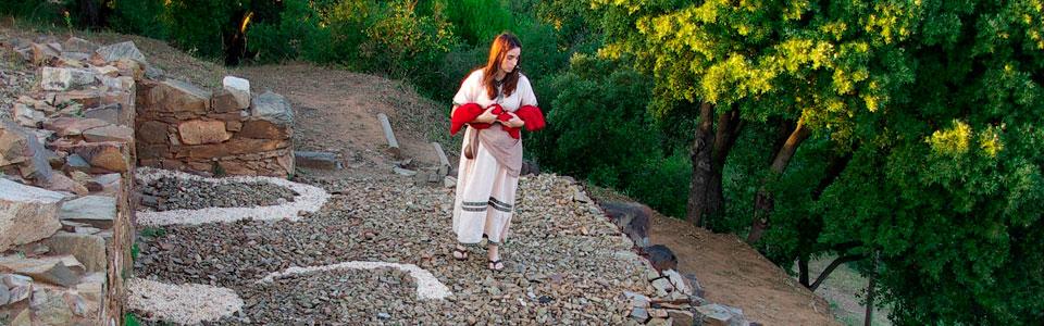 visita teatralitzada - la mirada d'akais