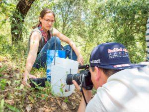 taller fotografic pantones Naturals dia internacional dels museus 2017