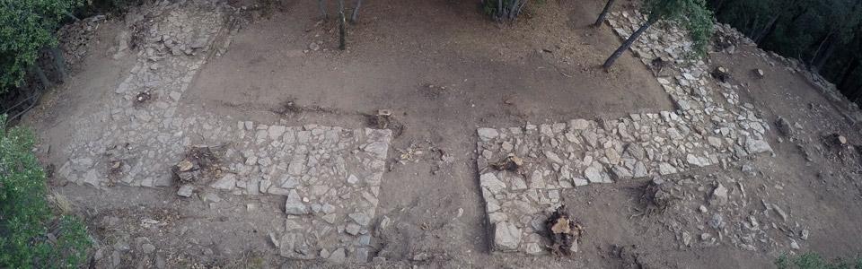 Romanitzant Lauro. La fase republicana del Puig del Castell de Samalús